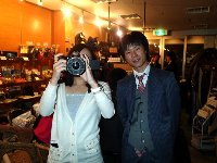 12月6日(土)☆*::*:☆Xmas Party☆:*::*☆_f0079996_15471363.jpg