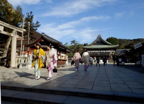 八坂神社参拝_e0048413_21122044.jpg