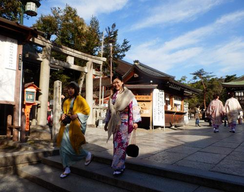八坂神社参拝_e0048413_21123185.jpg
