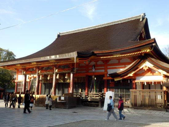 八坂神社参拝_e0048413_21124036.jpg