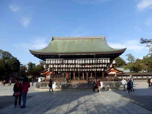 八坂神社参拝_e0048413_21125143.jpg