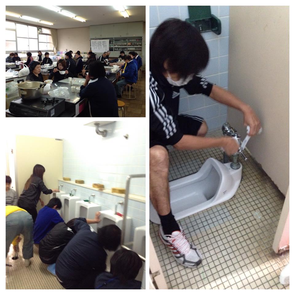 「掃除日和」 12月の泉州掃除に学ぶ会報告_e0180838_16433079.jpg