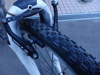 タイヤの交換 _e0140354_17562748.jpg