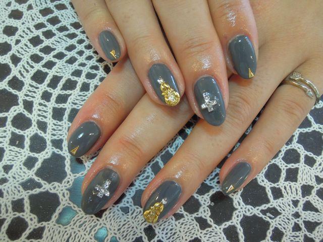 Military Nail_a0239065_19205646.jpg