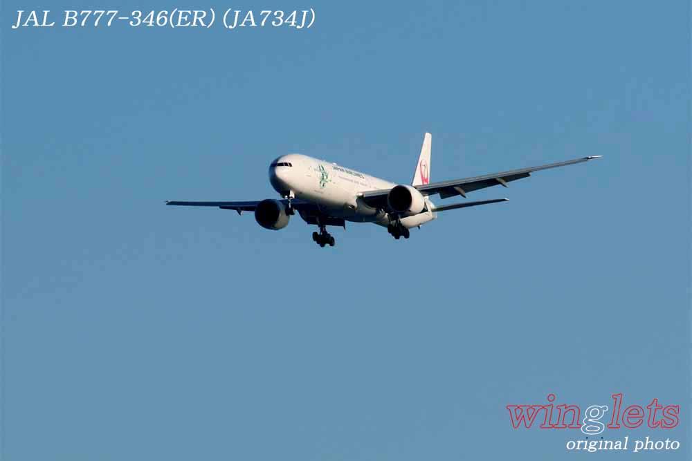 '14年 川崎・浮島公園レポート・・・JAL/JA734J_f0352866_23152126.jpg