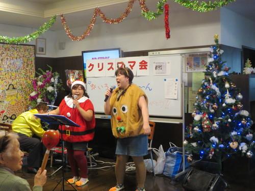 「いやさか苑、クリスマス会」開催させて頂きました_a0158095_16502655.jpg