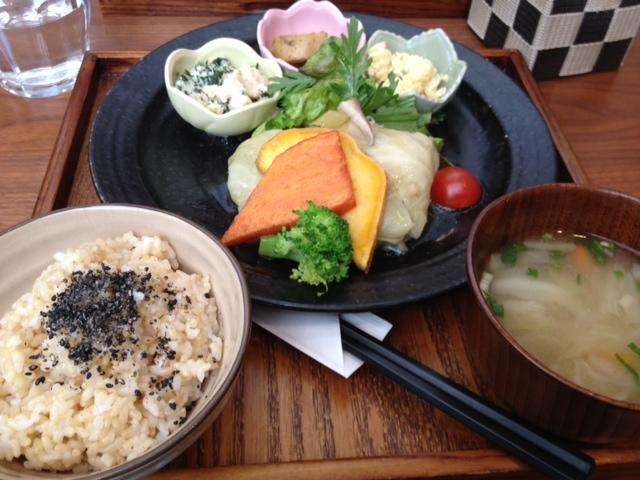 健康定食_f0204295_10505091.jpg