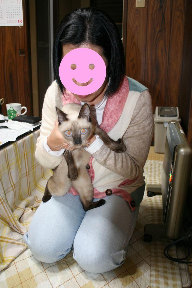春菊ちゃん&舞ちゃん母子 新生活スタート!_f0242002_22374020.jpg