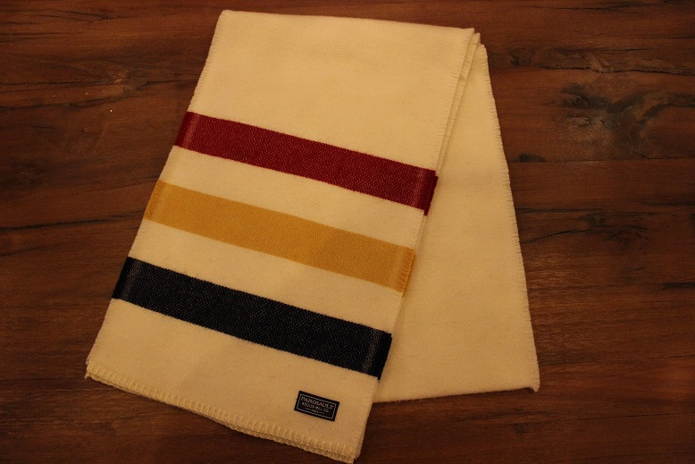 """THE FARIBAULT WOOLEN MILLS\"" MADE IN USA SCARF ご紹介_f0191324_8545776.jpg"