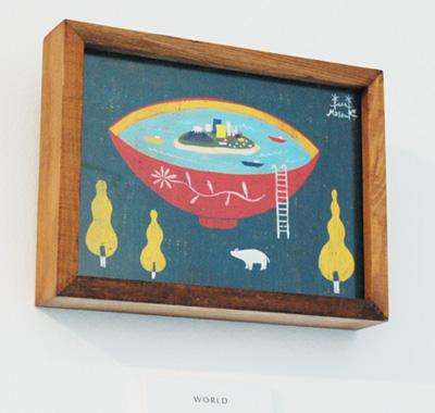 IRIIRI×乾 真徳 二人展 乾真徳作品紹介_a0043747_19393371.jpg