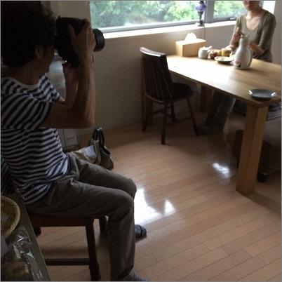 「 家事がしやすい部屋づくり 」取材先にて その2_c0199166_0401362.jpg