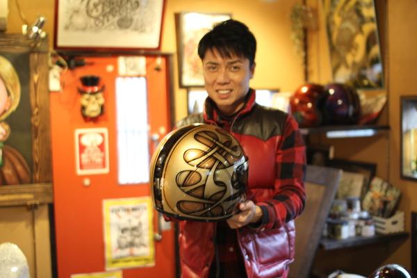 Helmet paint_d0074074_16335094.jpg