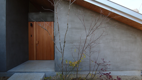 on house 冬模様_b0207676_0472840.jpg