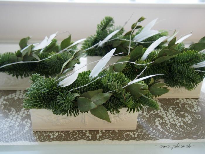 クリスマスリース作りました♪_b0313387_06200993.jpg