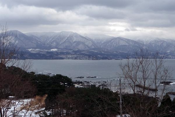 初冬の西海岸ドライブ 風合瀬の海岸清掃のことなど_a0136293_19103184.jpg
