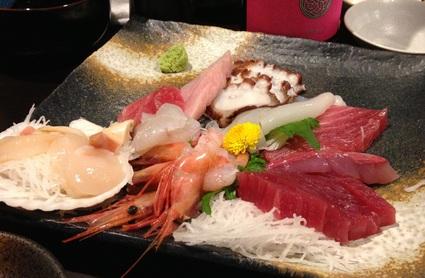 「 鮮魚居酒屋 まる仙 」_f0259324_12101011.jpg