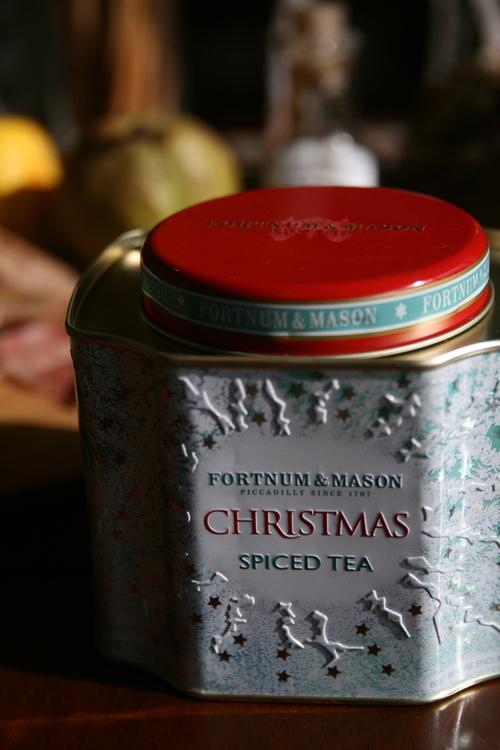 クリスマスティー_a0257432_023328.jpg