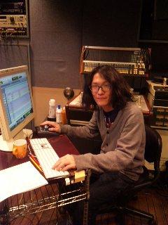 blog:レコーディング・エンジニア橋本さん_a0103940_15252059.jpg