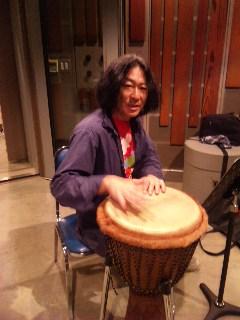 blog:レコーディング・エンジニア橋本さん_a0103940_15252092.jpg