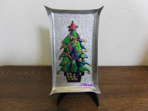 アルミアート ~ クリスマスツリー ~_e0222340_1726459.jpg