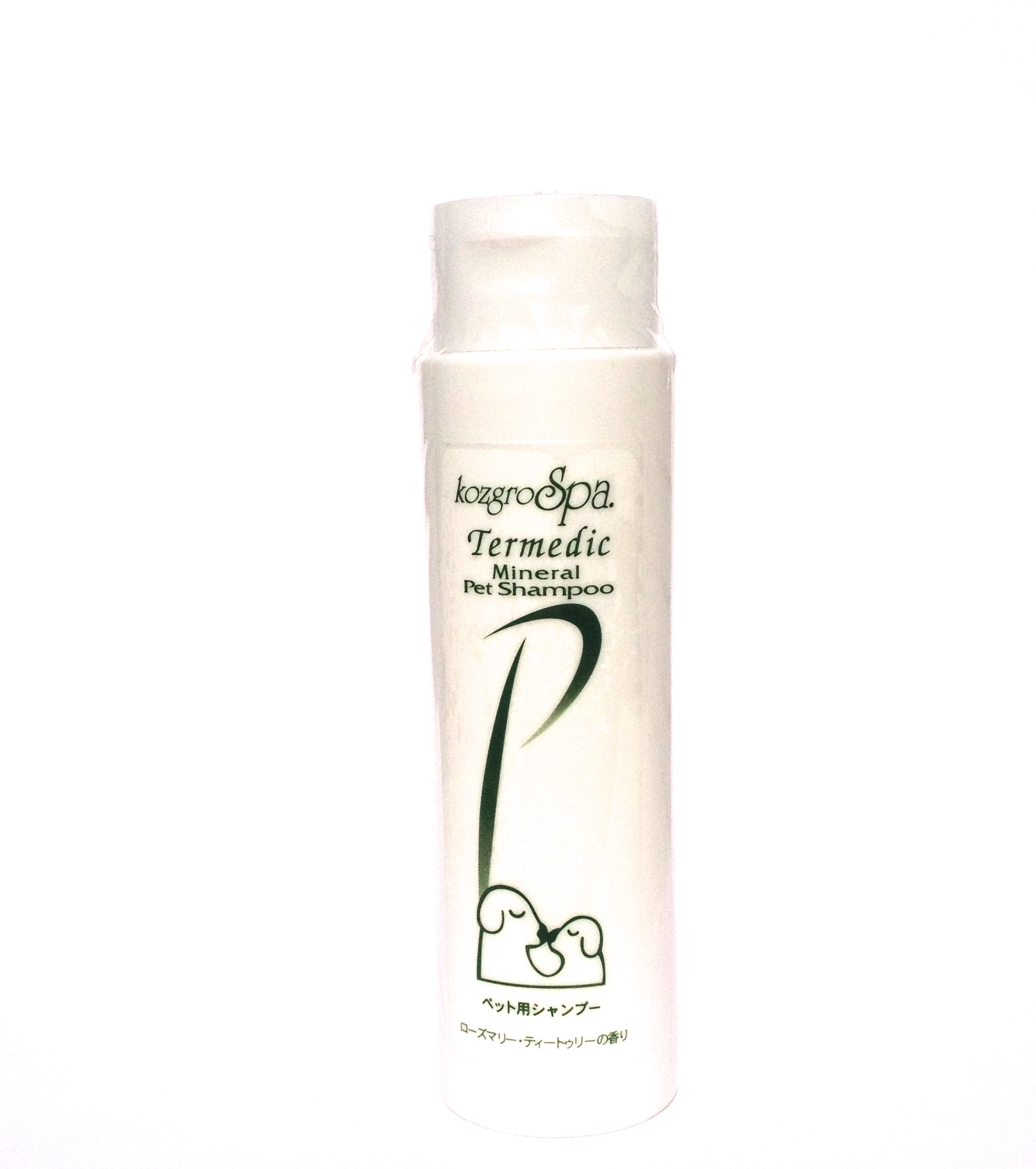 kozgro Spa Termedic Mineral Pet Shampoo  テルメディック ミネラル シャンプー_d0217958_11244320.jpg