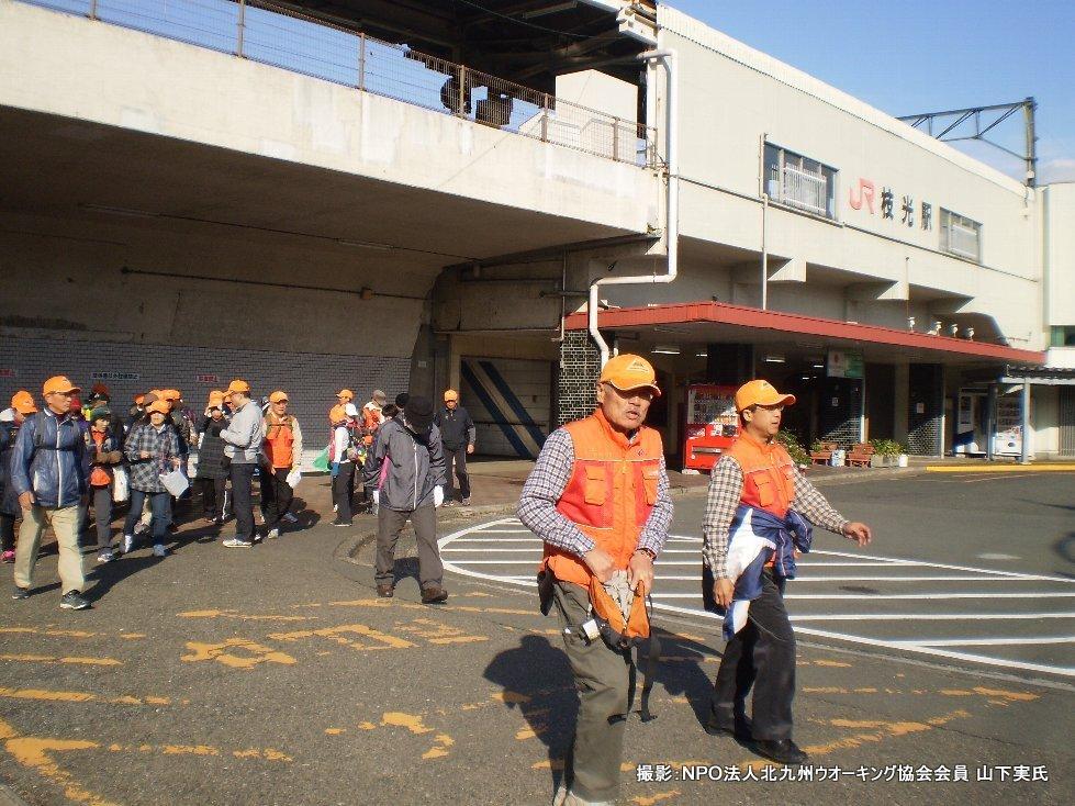 12月例会は納会ウオーク_b0220064_23180518.jpg