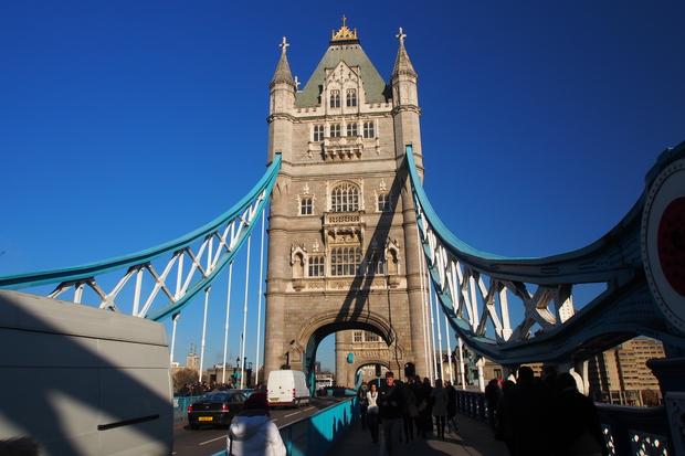ロンドン塔とタワーブリッジ_d0193569_1134984.jpg