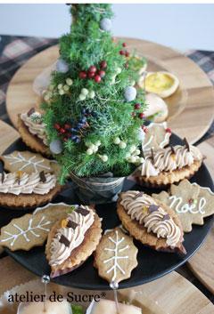 12月スペシャルイベント・ミニクリスマスツリー&ティーパーティー。_b0065587_14255159.jpg
