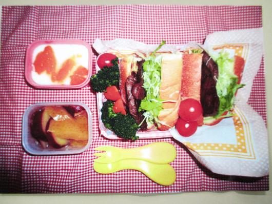カレー風味の生姜焼き弁当と新発田Part4_b0171098_8415434.jpg