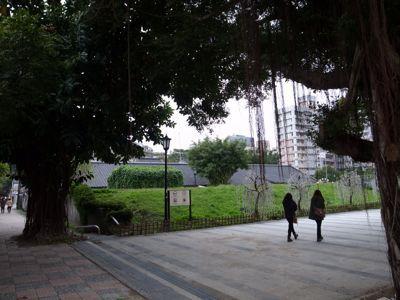 台北101タワーと麓の集落_d0147406_19242482.jpg
