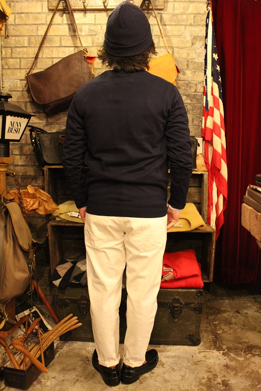 "INVERTERE ""SEA ISLAND COTTON\"" ITEM ご紹介_f0191324_9512152.jpg"