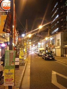 blog;神楽坂・キューバとスキッパと和菓子_a0103940_04504517.jpg