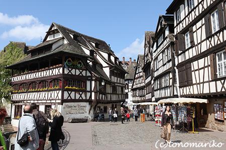 フランスのアルザス地方祭り_c0024345_1438233.jpg