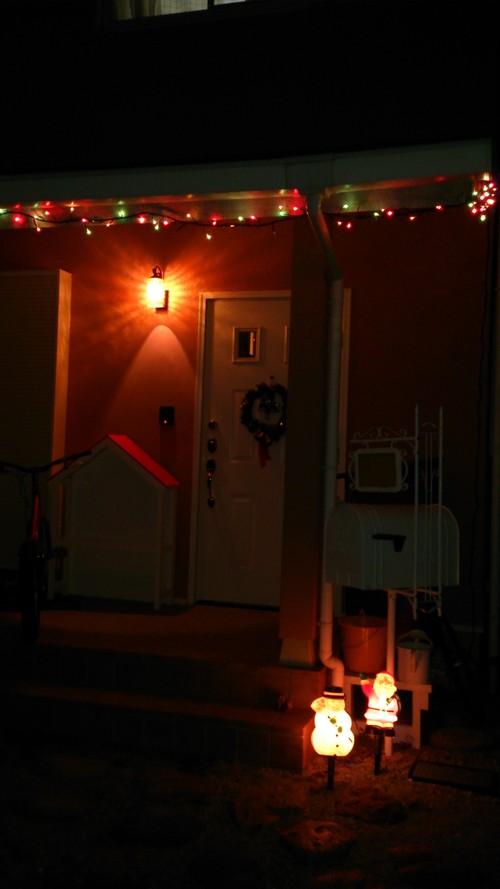 クリスマス仕様にしてみました_c0331145_22452165.jpg