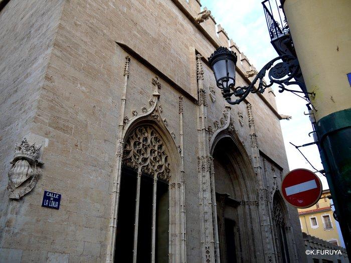 スペイン旅行記 18 バレンシア旧市街_a0092659_1817081.jpg