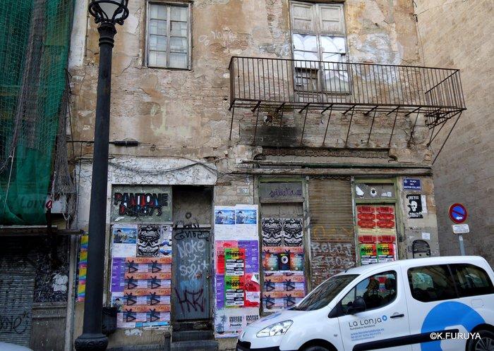 スペイン旅行記 18 バレンシア旧市街_a0092659_1818111.jpg