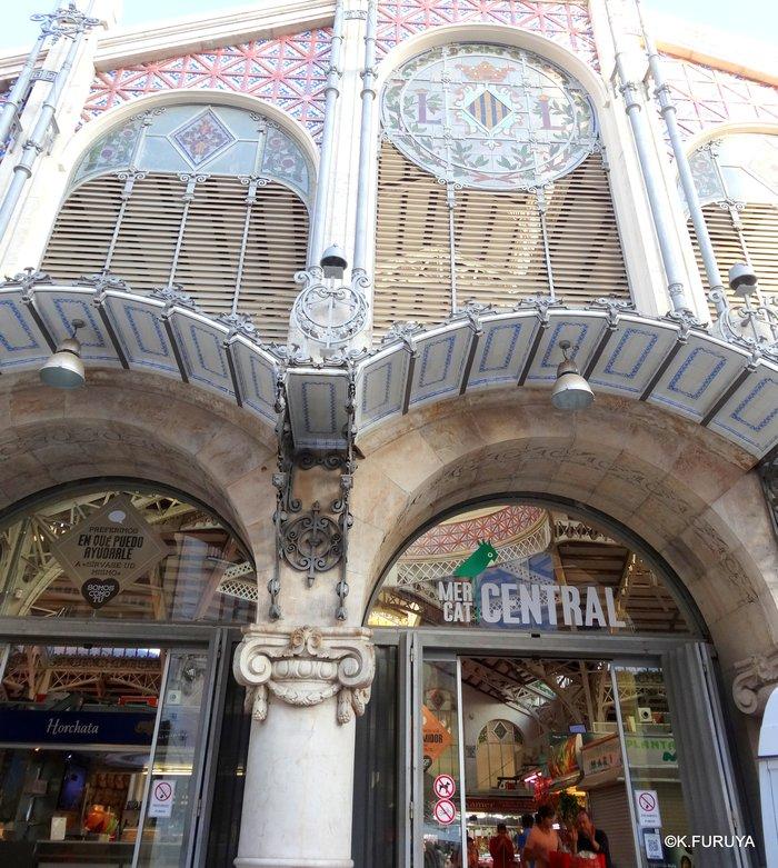 スペイン旅行記 18 バレンシア旧市街_a0092659_18223429.jpg