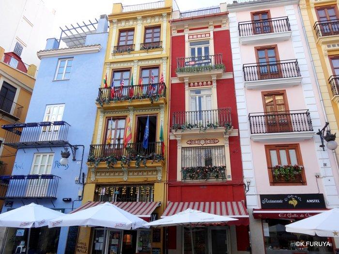 スペイン旅行記 18 バレンシア旧市街_a0092659_1823113.jpg