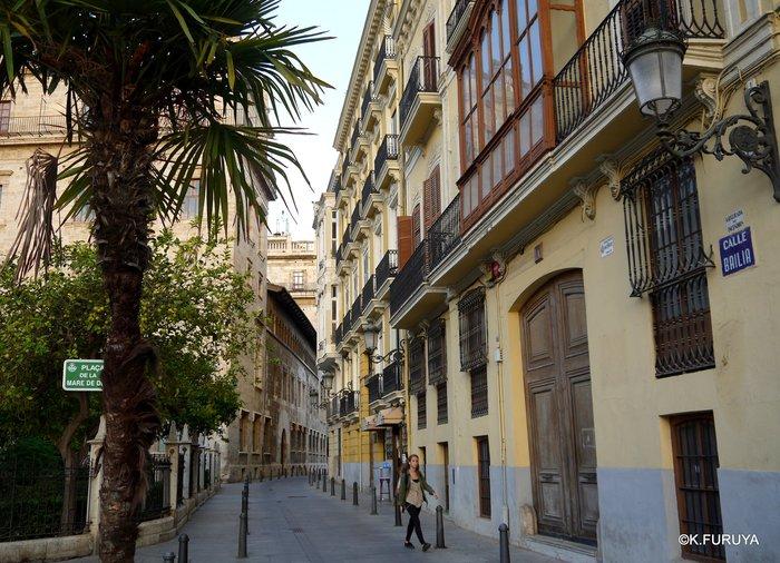 スペイン旅行記 18 バレンシア旧市街_a0092659_1834339.jpg