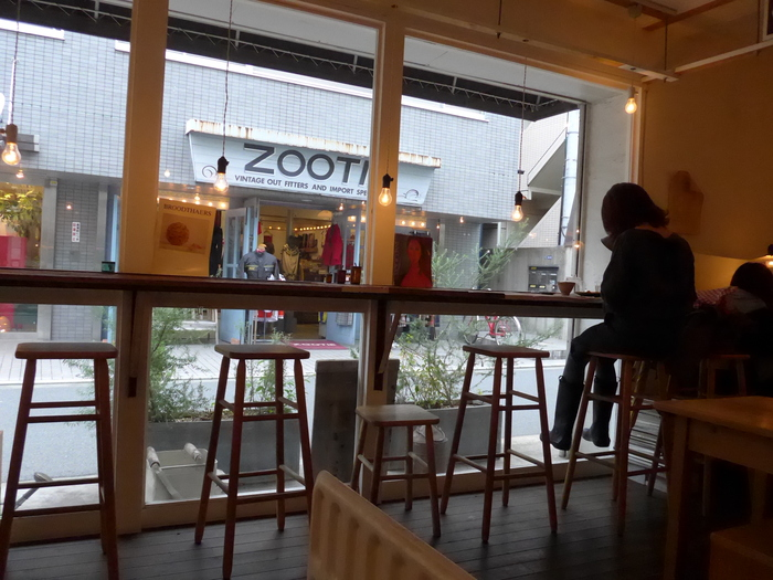 吉祥寺「お茶とお菓子 横尾」へ行く。_f0232060_21545979.jpg