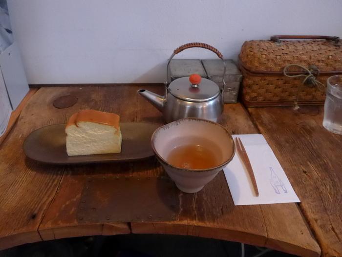 吉祥寺「お茶とお菓子 横尾」へ行く。_f0232060_21574022.jpg