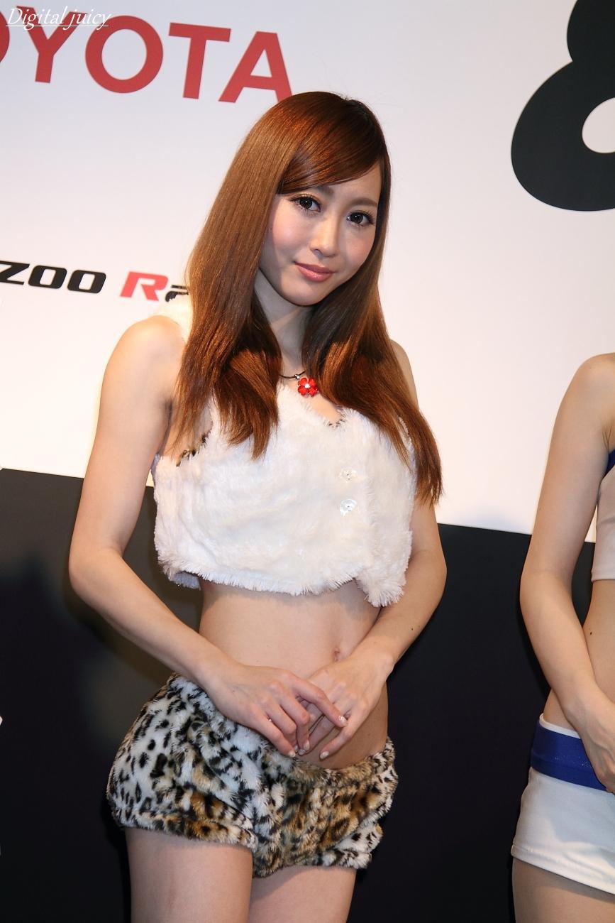 白井ゆかり さん(86 & BRZ WORLD ラリーステージ)_c0216181_1712156.jpg