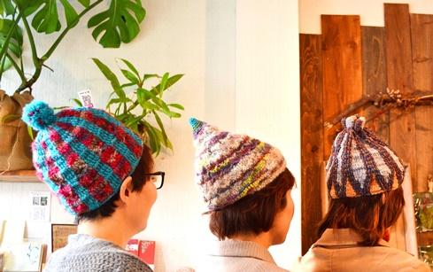 あたたかな帽子たち_d0263815_17433560.jpg
