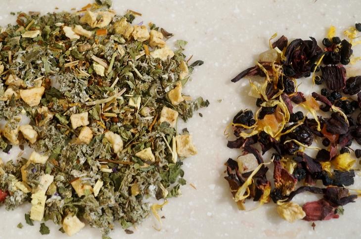 【セレブが香る クリスマスリースパンを作りました♪】「pure-gardenさん」の紅茶モニターです♪_b0033423_14564356.jpg