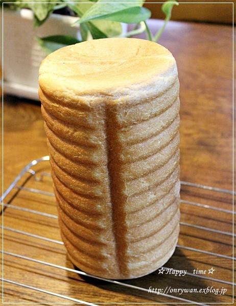 ラウンドパンでサンドイッチ弁当♪_f0348032_18301578.jpg