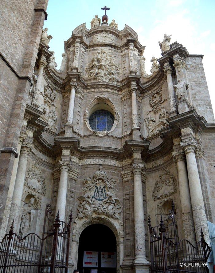 スペイン旅行記 18 バレンシア旧市街_a0092659_0363886.jpg