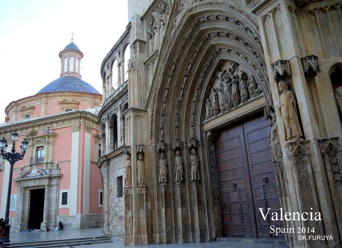 スペイン旅行記 18 バレンシア旧市街_a0092659_0432240.jpg