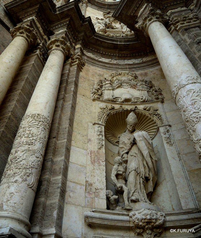 スペイン旅行記 18 バレンシア旧市街_a0092659_1102040.jpg