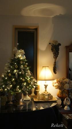 REKETTオリジナルクリスマスツリー_f0029571_1210126.jpg