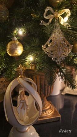 REKETTオリジナルクリスマスツリー_f0029571_12104146.jpg
